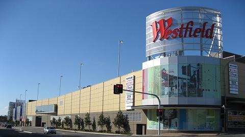 Westfield's Shopping Centre Liverpool - NSW